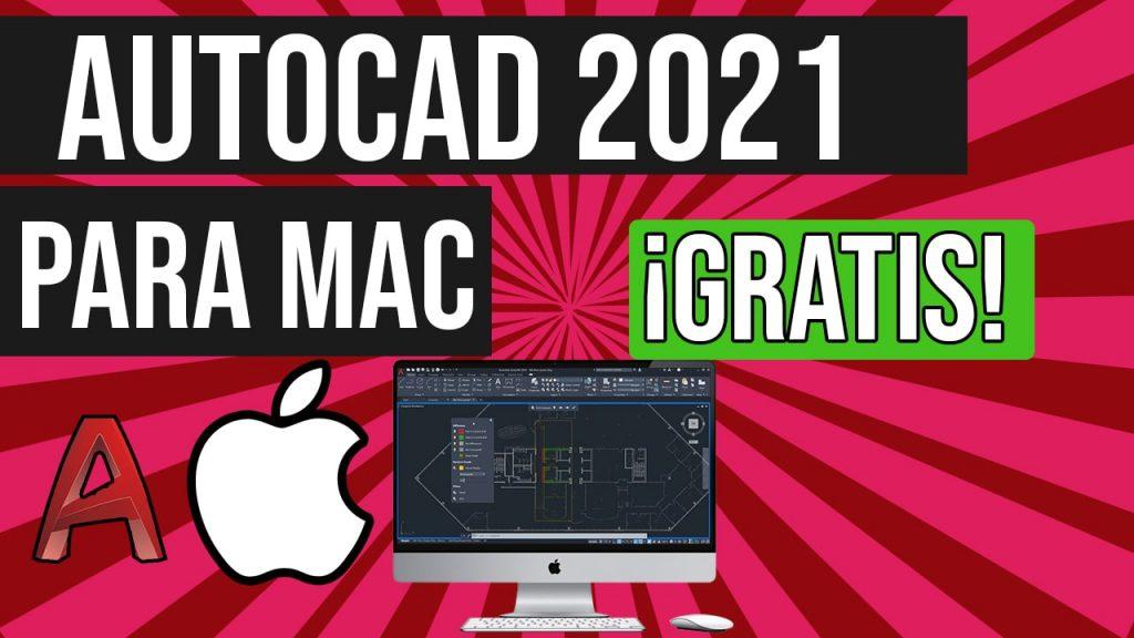 Descargar Autocad 2021 para MAC GRATIS Cualquier iMac ...